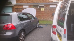 VW Golf GT Tdi 140 Remap