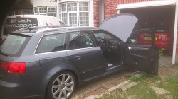 Audi A4 2.0TDi ECU Remap and EGR Delete