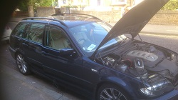BMW 330D Auto E46 Remap