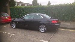 BMW 325D E93 ECU Remapping