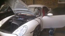 Porsche 996 Carrera Remap