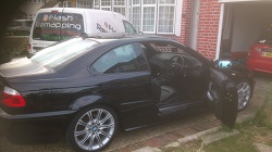 BMW E46 330CD Remap