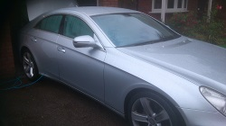Mercedes CLS 320Cdi Remap