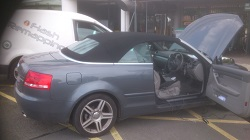 Audi a4 2.0 tdi 140 Remap