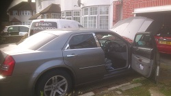 Chrysler 300c 3.0crd Remap