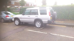 Land Rover Discovery TD5 Remap