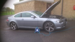 BMW 645i Remap