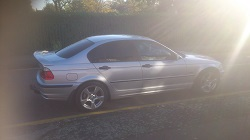 BMW 320D E46 Remap