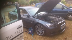 BMW E93 325D Auto Remap