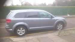 Dodge Journey 2.0 CRD Remap