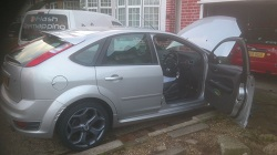 Ford Focus ST 225 Remap