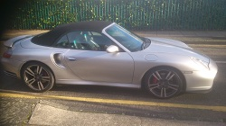 Porsche 911(996) Turbo Remap