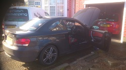 BMW 120D M Sport Remap