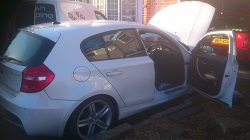 BMW 123D Remap