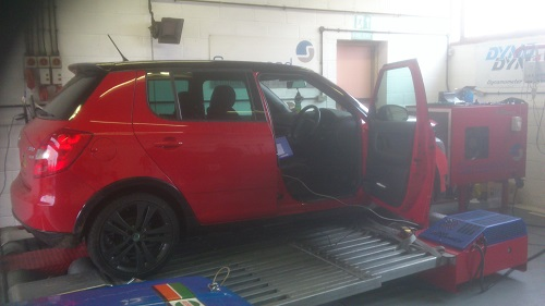Skoda 1.6 Tdi ECU Remapping