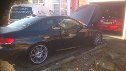BMW 325i Coupe Remap