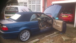 BMW 320i E46 Remap