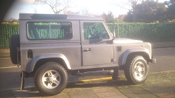Land Rover Defender 2.4 Tdci Remap