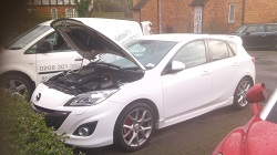 Mazda 3 MPS Remap