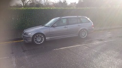 BMW E46 320i Remap