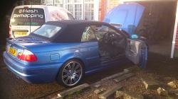 BMW M3 E46 SMG Remap