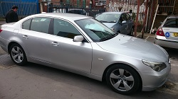 BMW 525D E60 Remap