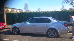 BMW 530D E60 Remap