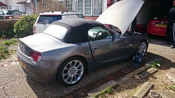 BMW Z4 2.0i Remap