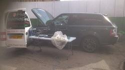 Range Rover Sport 3.0TDV6 Remap