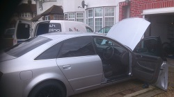 Audi A6 2.5 TDi Remap