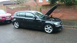 BMW 123D ECU Remapping
