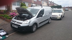 Citroen Berlingo 1.6 HDi 90 Remap