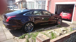Jaguar XJ 3.0D Remap