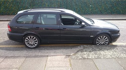 Jaguar x-type 2.0d Remap