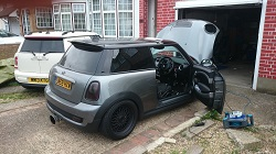 Mini Copper S 1.6 Turbo Remap