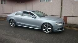 Audi A5 2.0 TDi Remap