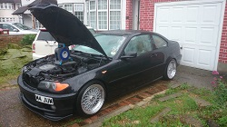 BMW E46 320CD Remap