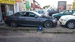 BMW 330D Remap