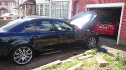 BMW E60 525D Remap