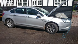 Citroen C5 2.0 HDi Remap
