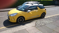 Citroen DS3 E-HDI 115 Remap