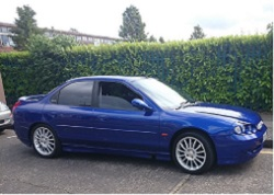Ford Mondeo ST200 Remap