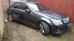 Mercedes C220CDi W204 Remap
