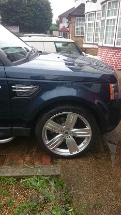 Range Rover Sport SDV6 Remap