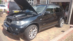 BMW X5 35X-Drive Remap