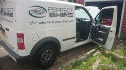 Ford Transit Connect TDDi Remap