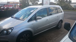 Vauxhall Zafira DPF Delete and Blend Remap