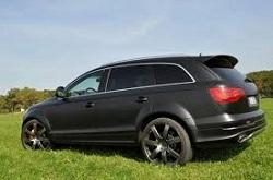 Audi Q7 3.0 TDi Remap