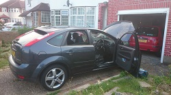Ford Focus 2.0 TDCi 136Remap