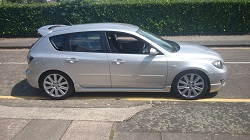Mazda 3 MPS 2.3 DIS-I Remap